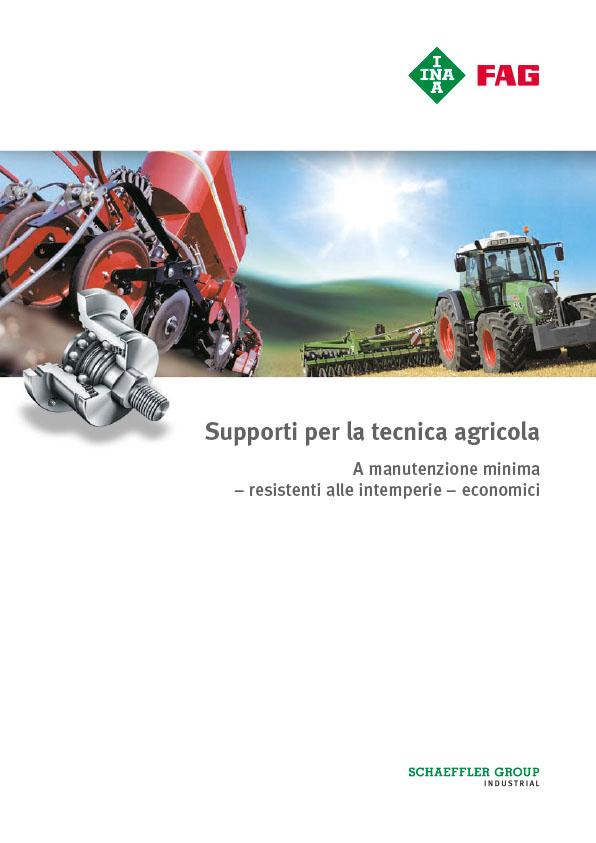 Supporti per la tecnica agricola