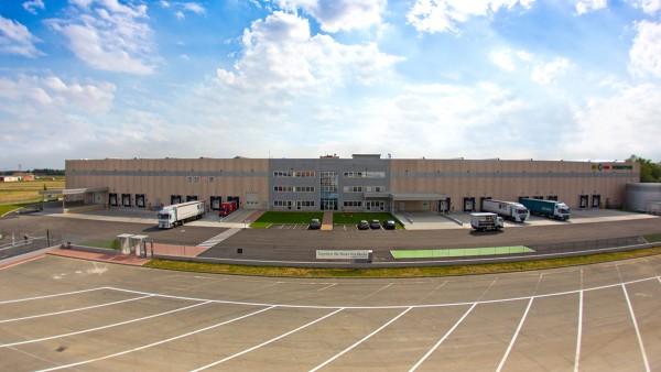 Nel mese di maggio viene inaugurato lo European Distribution Center South di Carisio (VC), il centro logistico all'avanguardia del Gruppo Schaeffler.