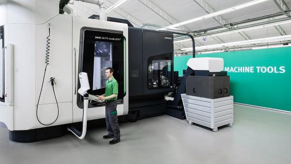 Soluzioni Schaeffler per il settore delle macchine utensili