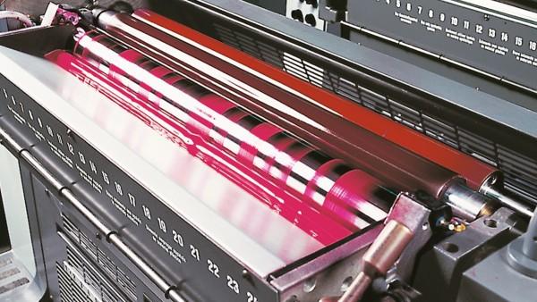Soluzioni Schaeffler per le macchine da stampa