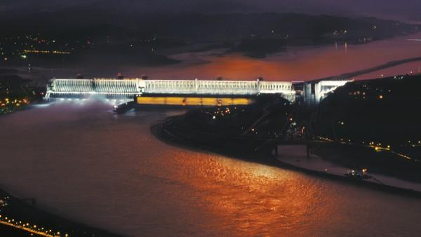 Energia idroelettrica convenzionale: Diga delle Tre Gole in Cina