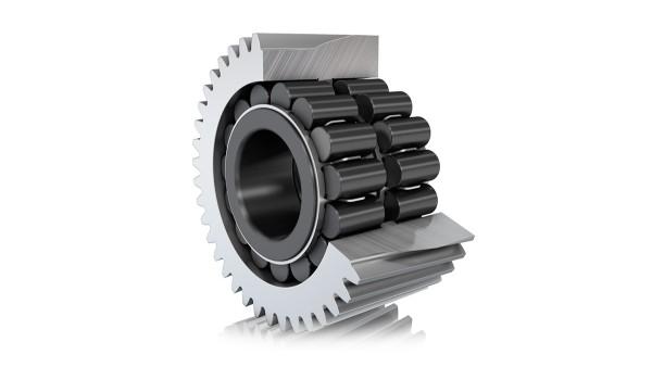 Cuscinetti a rulli cilindrici FAG High-Capacity (supporto diretto) in qualità X-life