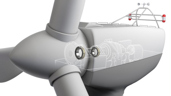 Albero del rotore