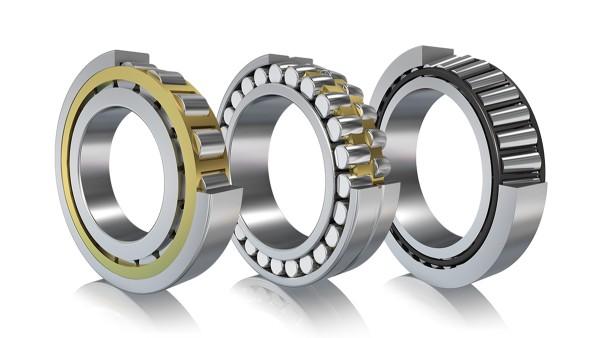 Albero di uscita: Cuscinetto a rulli cilindrici FAG, cuscinetto radiale orientabile a rulli FAG, cuscinetto a rulli conici FAG