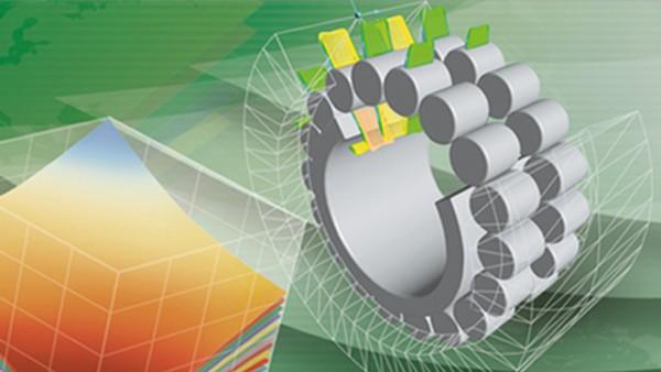 Con BEARINX, Schaeffler ha creato uno dei programmi principali per il calcolo dei cuscinetti volventi di alberi e dei sistemi lineari.