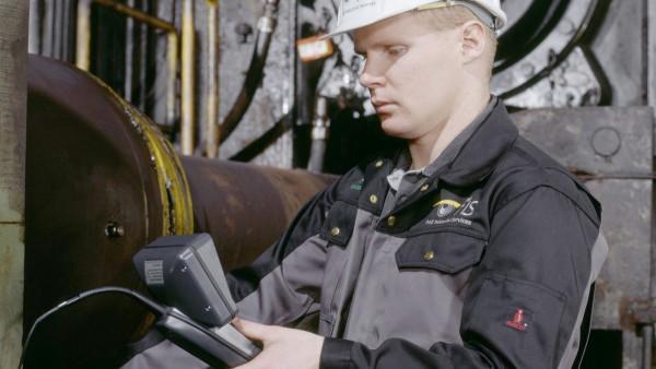 Condition Monitoring Schaeffler: Endoscopia