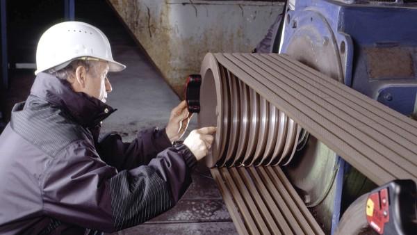 Servizi di manutenzione Schaeffler: Equilibratura e allineamento