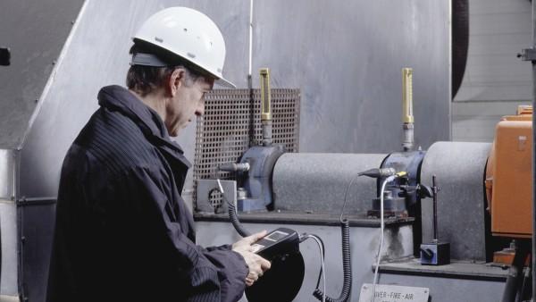 Condition Monitoring Schaeffler: Equilibratura