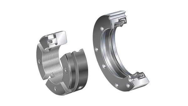 Cuscinetti volventi e cuscinetti a strisciamento Schaeffler: Portatenute/ghiere di precisione