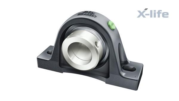 Cuscinetti volventi e cuscinetti a strisciamento Schaeffler: Cuscinetti con anello di bloccaggio INA-Unità di supporto conforme a DIN