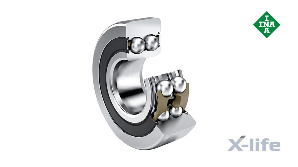Cuscinetti volventi e cuscinetti a strisciamento Schaeffler: rotelle a sfere