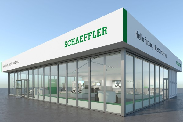 Schaeffler at CES 2019: Booth