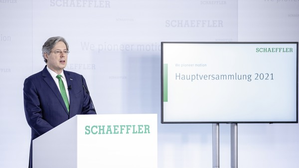 L'Assemblea Generale Annuale di Schaeffler approva un dividendo di 25 centesimi di euro per azione ordinaria senza diritto di voto