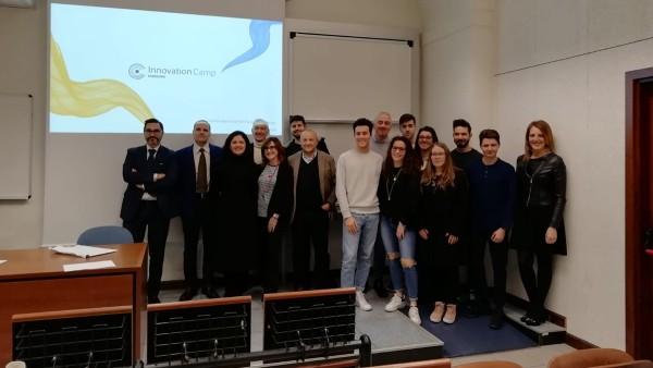 Samsung Innovation Camp: presentati i project work finalisti e i vincitori Università degli Studi del Piemonte Orientale