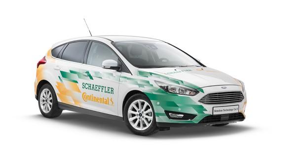 Concept car Gasoline Technology Car II (GTC II)
