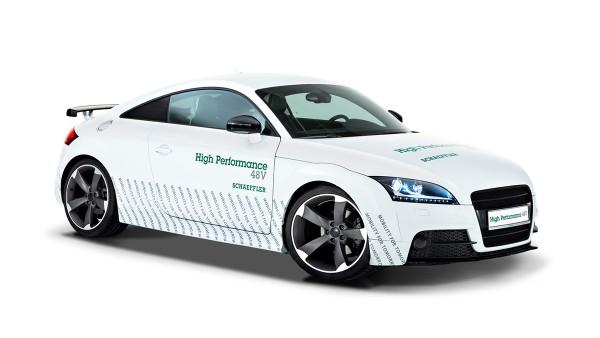 Concept car Schaeffler High Performance 48 Volt
