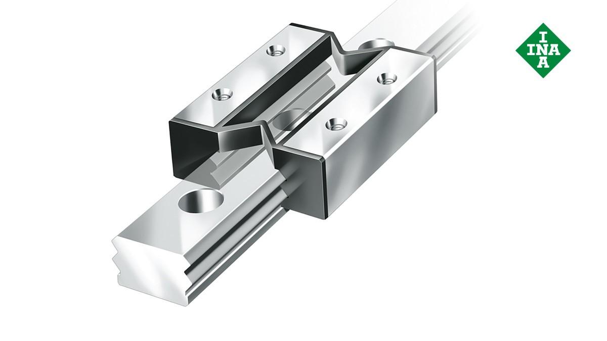 Guide lineari Schaeffler: Guide a strisciamento in miniatura