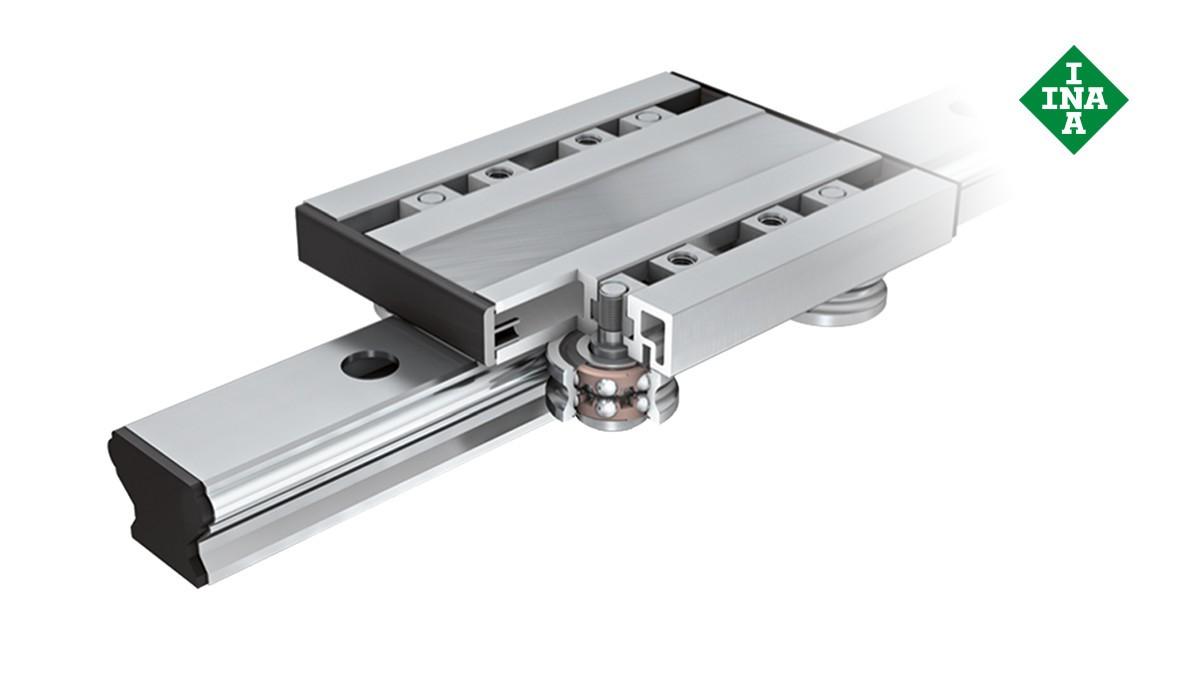 Guide lineari Schaeffler: Guide a rotelle