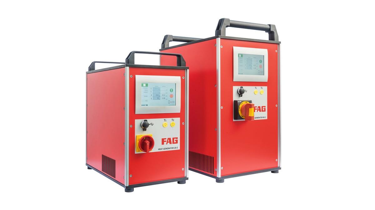 Prodotti di manutenzione Schaeffler Sistemi a induzione con tecnologia a media frequenza