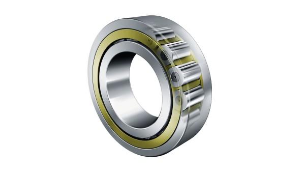 Cuscinetti radiali a rulli cilindrici FAG con gabbia nel nuovo design TB