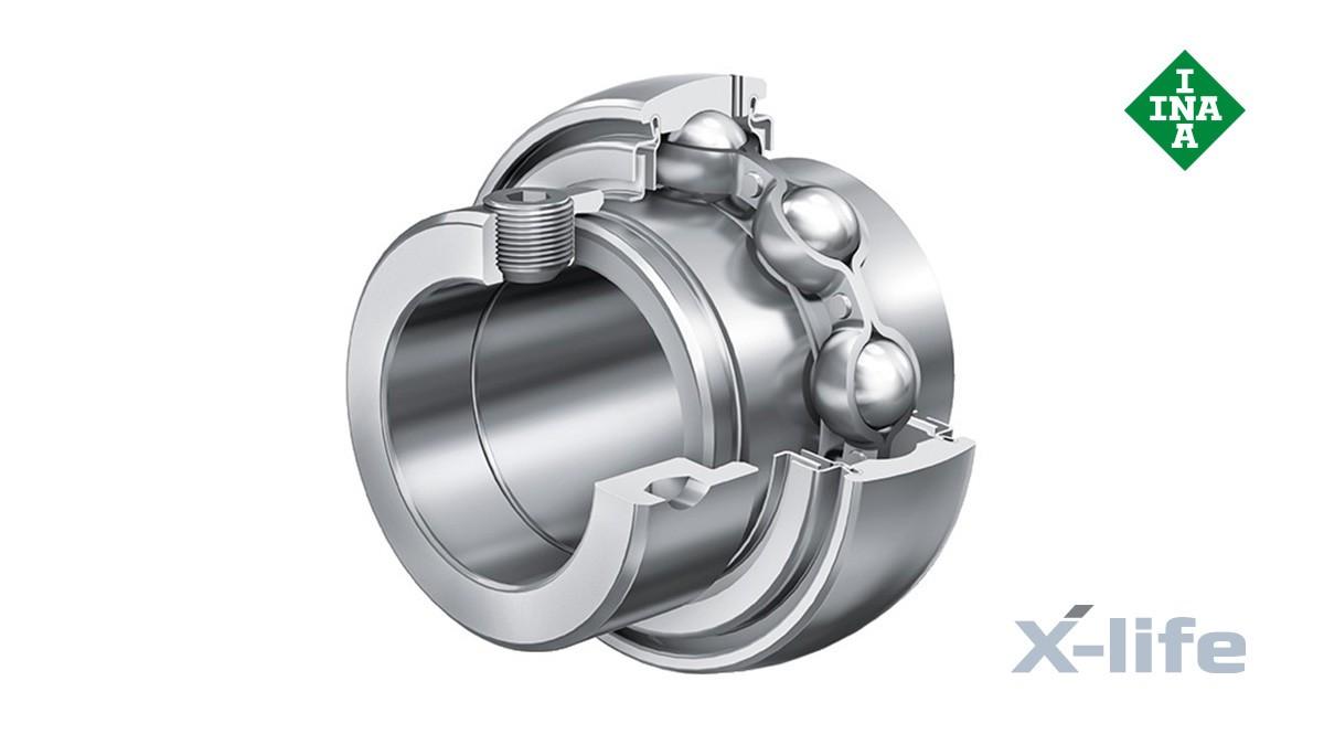 Cuscinetti volventi e cuscinetti a strisciamento Schaeffler: Cuscinetti con anello di bloccaggio