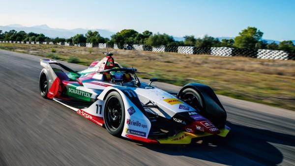 La Formula E entra in una nuova era con la tecnologia Schaeffler