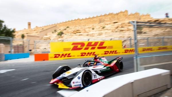 L'Audi Sport ABT Schaeffler gareggia in Marocco